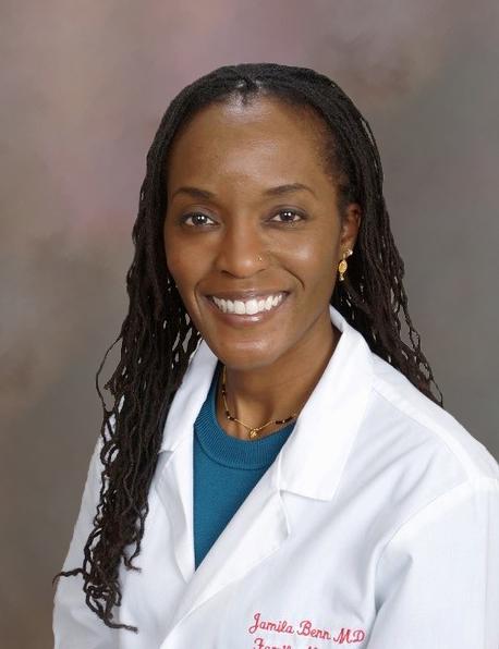Jamila Benn, MD